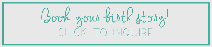 Book your birth story WEB